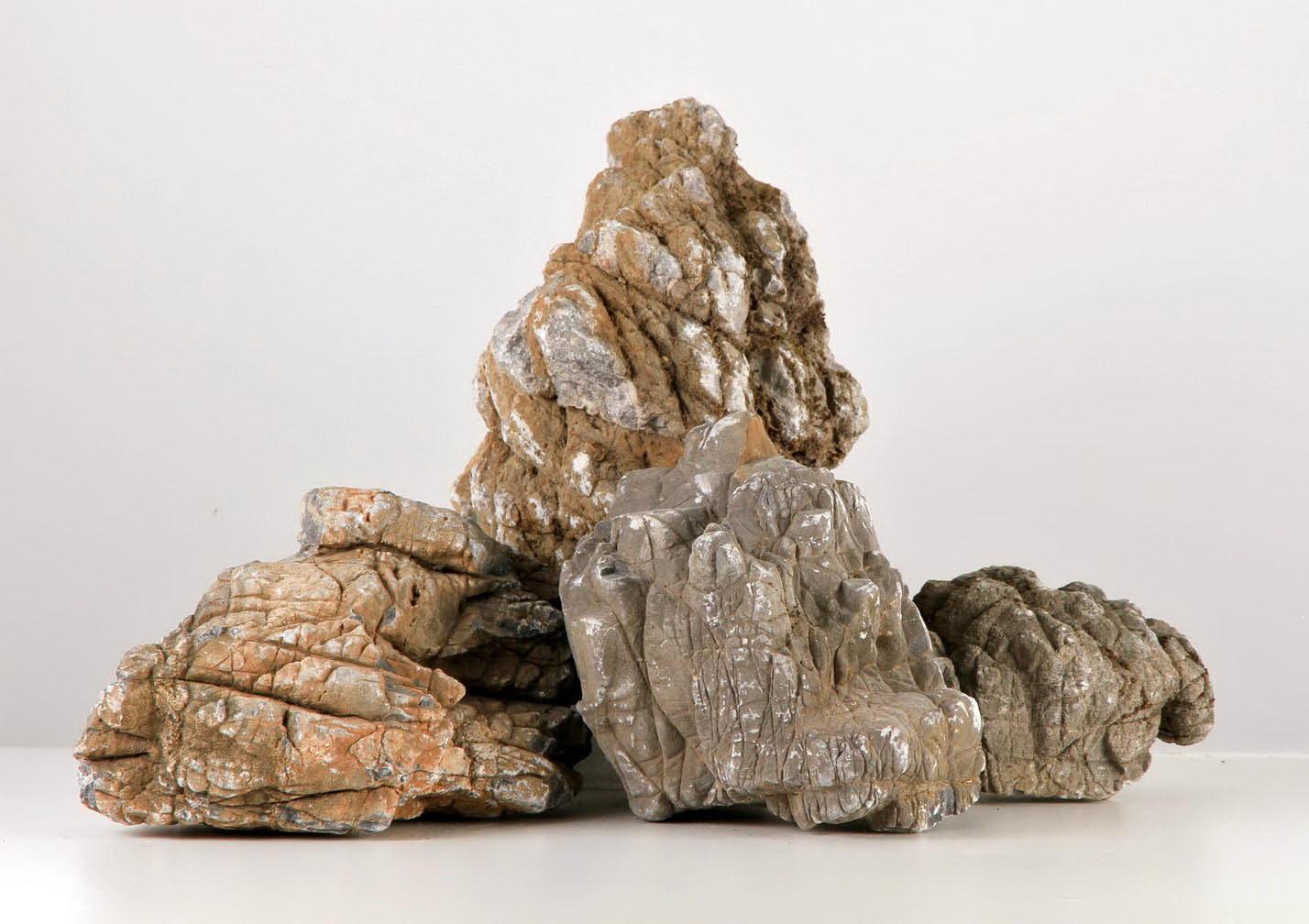 Rocks In An Aquascape