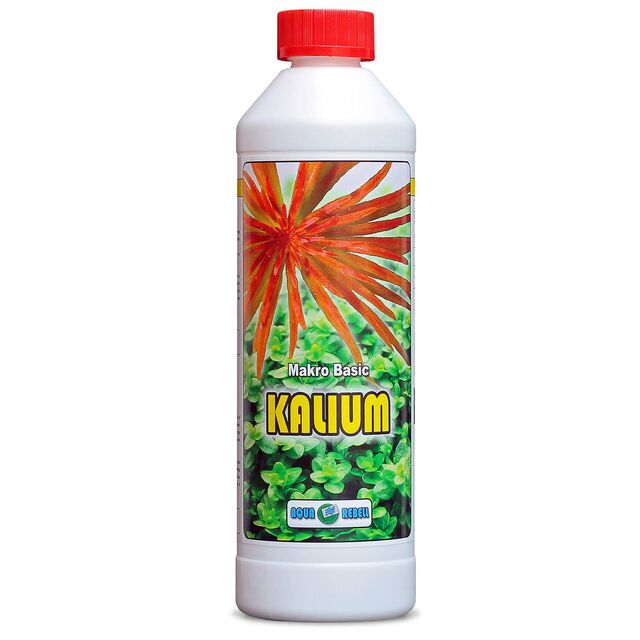 Aqua Rebell - Makro Basic - Kalium - 500 ml