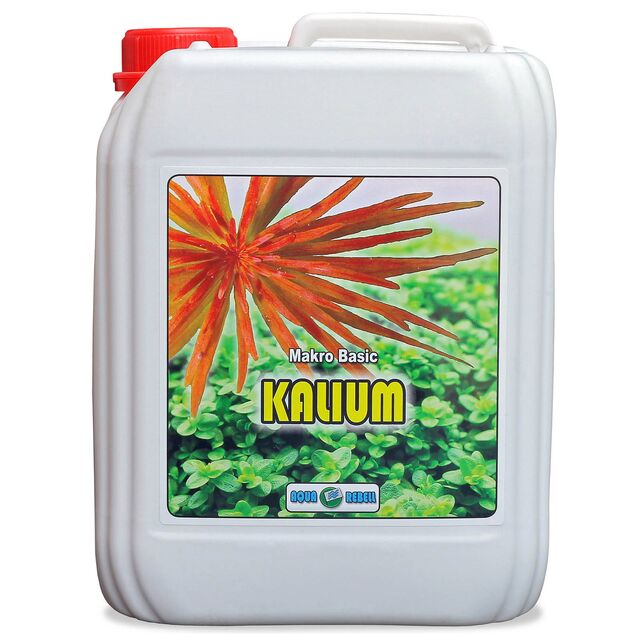 Aqua Rebell - Makro Basic - Kalium - 5.000 ml