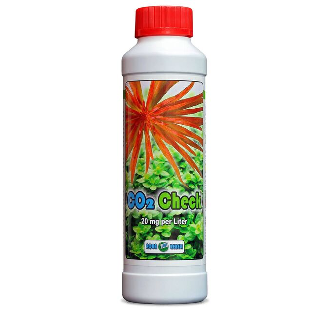 Aqua Rebell - CO2 Check - 250 ml